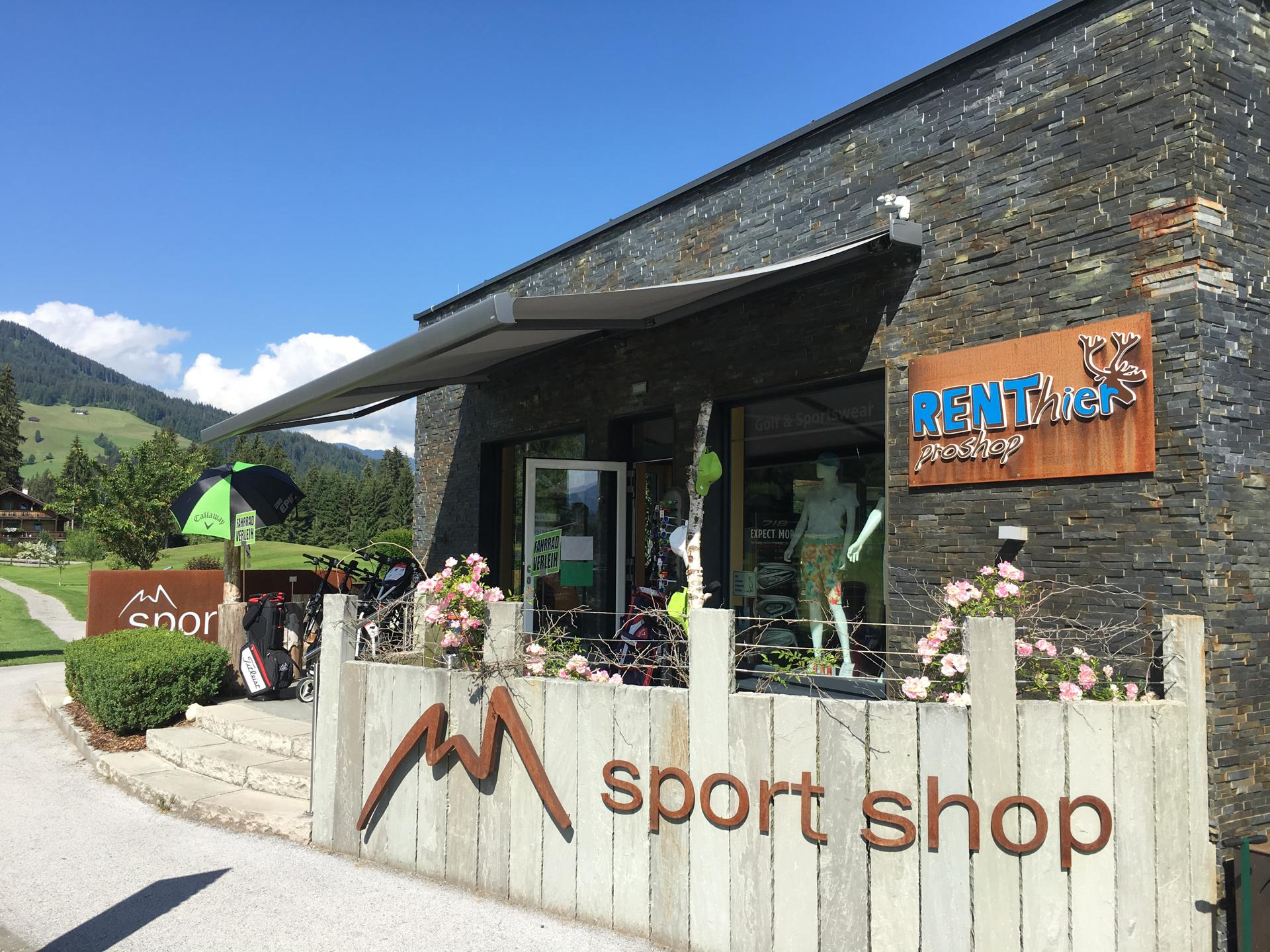 Golf Proshop Westendorf